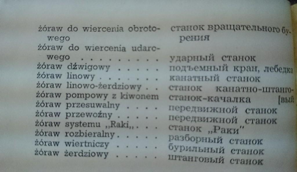 słownik 1946