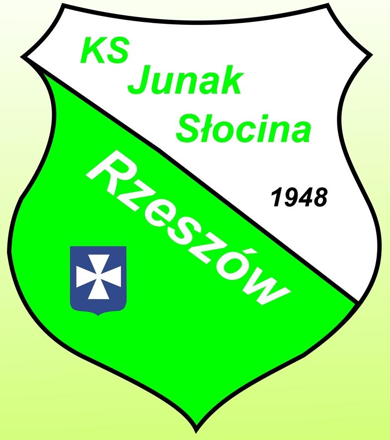 Junak Słocina Rzeszów – znak
